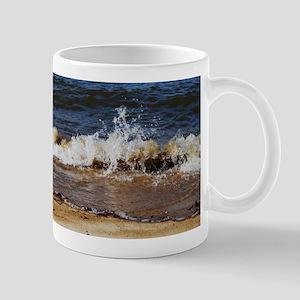 Waves on the Beach Mugs