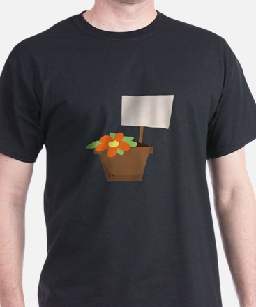 Flower Planter T-Shirt