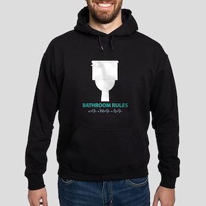 Toilet Etiquette Hoodie
