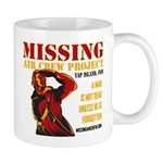 Missing Air Crew Project Mugs
