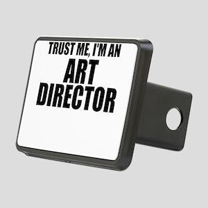 Trust Me, I'm An Art Director Hitch Cover