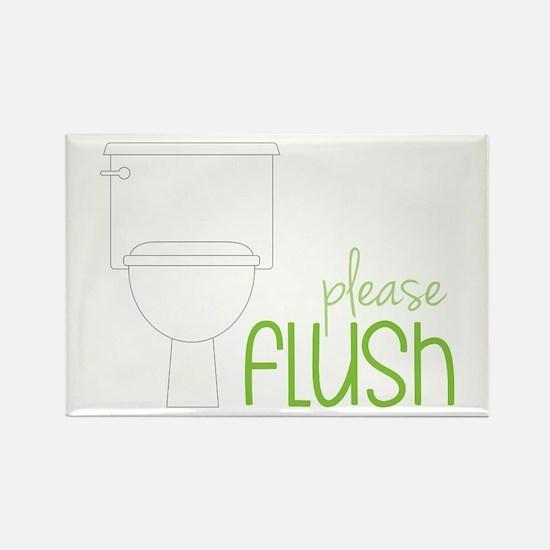 Toilet Etiquette Magnets