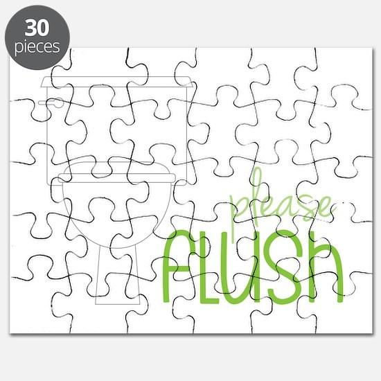 Toilet Etiquette Puzzle