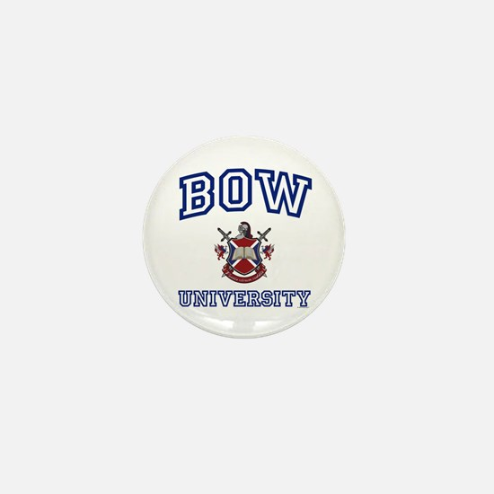 BOW University Mini Button