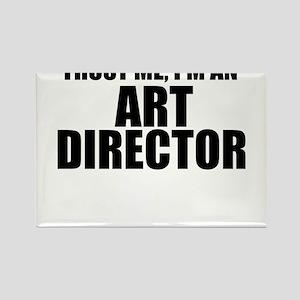 Trust Me, I'm An Art Director Magnets