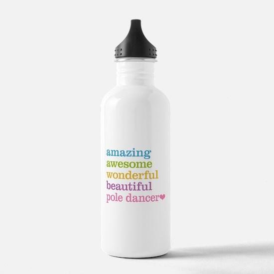 Pole Dancer Water Bottle