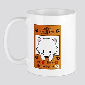American Eskimo Dog Eskie 11 oz Ceramic Mug