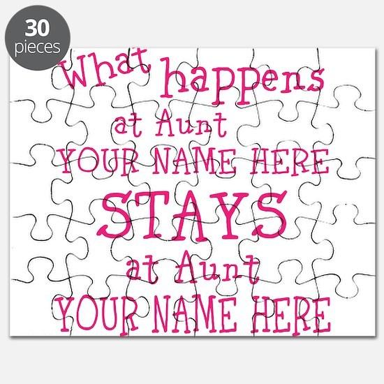 Aunts House Puzzle