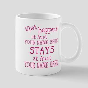 Aunts House Mugs