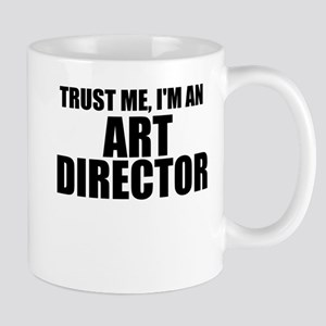 Trust Me, I'm An Art Director Mugs