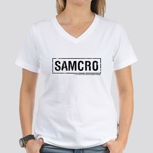 SAMCRO Women's V-Neck T-Shirt