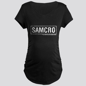SAMCRO Maternity Dark T-Shirt