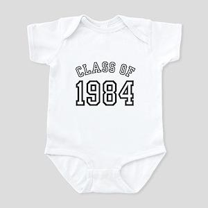 Class of 1984 Infant Bodysuit