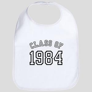 Class of 1984 Bib