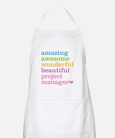Project Manager Apron