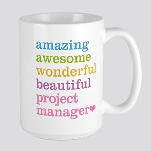 Project Manager Mugs