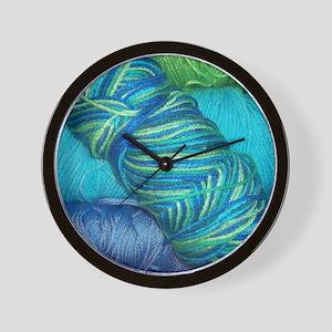 YarnLove Wall Clock