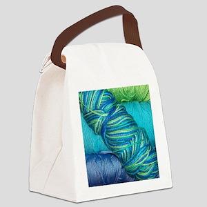 YarnLove Canvas Lunch Bag