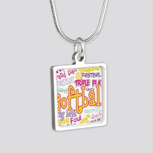 Softball Necklaces