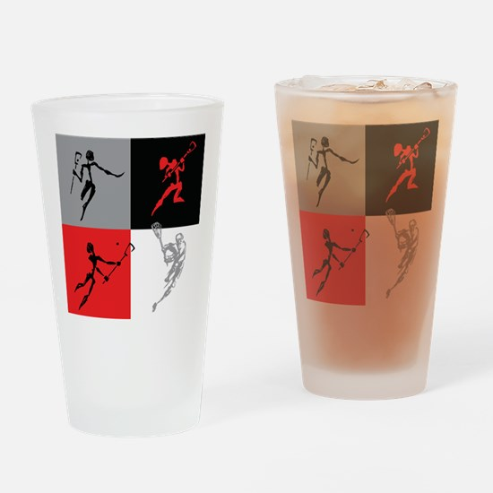 lacross10.png Drinking Glass