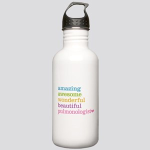 Pulmonologist Stainless Water Bottle 1.0L