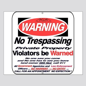 warning sign Posters