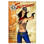 Gutshot Poster