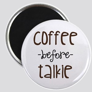 Coffee First Magnets