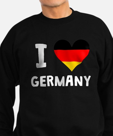 I Heart Germany Jumper Sweater
