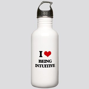 I Love Being Intuitive Stainless Water Bottle 1.0L