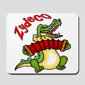 Zydeco Gator Mousepad