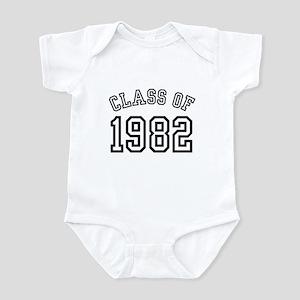 Class of 1982 Infant Bodysuit