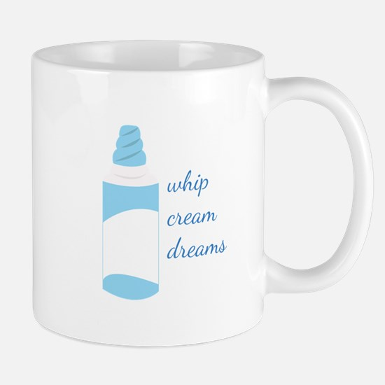 Whip Cream Dreams Mugs