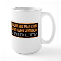 Ride Safe Mugs Large