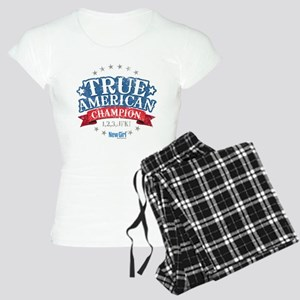 New Girl Champion Women's Light Pajamas