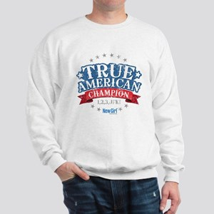 New Girl Champion Sweatshirt