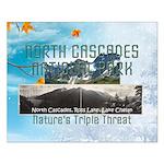 North Cascades Small Poster