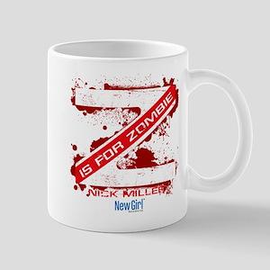 New Girl Zombie Mug