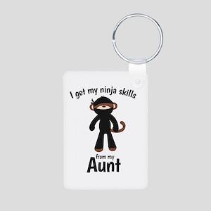 Monkey Ninja - Get Skills from my Aunt Keychains