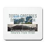 North Cascades Mousepad