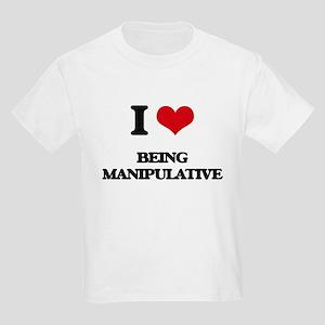 I Love Being Manipulative T-Shirt