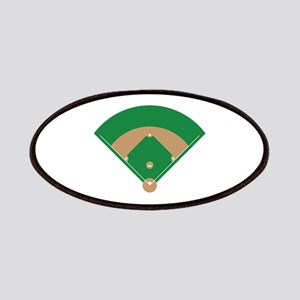 Baseball Field Patches