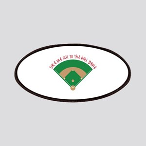 Baseball Game Patches