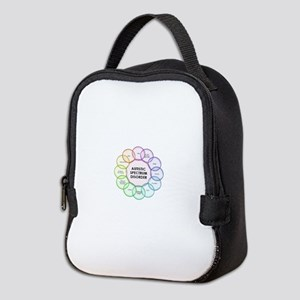 Autism Neoprene Lunch Bag