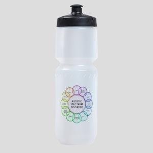 Autism Sports Bottle