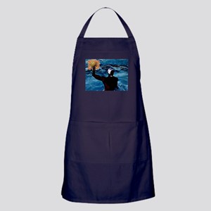 Waterpolo Man Apron (dark)