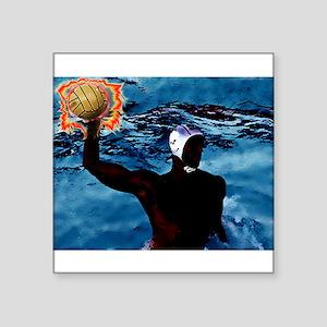 waterpolo man 2 Sticker