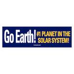 Go Earth! sticker