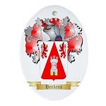 Henkens Ornament (Oval)