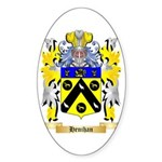 Henihan Sticker (Oval 50 pk)